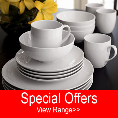 Crockery Sale