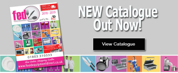 New Food Equipment Direct Catalogue